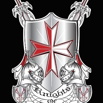 Knights of Malta 2 by ApacheArt