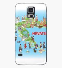 Hrvatska, lijepa moja! Case/Skin for Samsung Galaxy