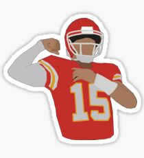 Pat Mahomes - Flex Sticker