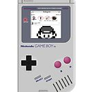 Nintendo Game Boy Social Retro by spikemet