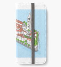 Zadar, my love! iPhone Wallet/Case/Skin