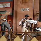 THE WILD WEST SHOW by RakeshSyal