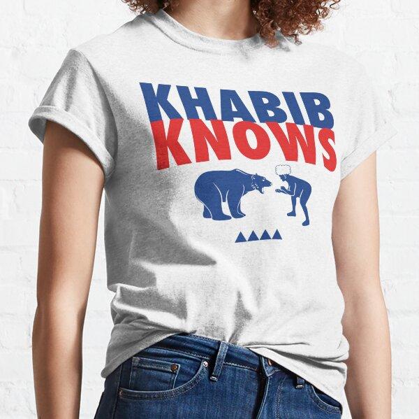 Khabib Sait T-shirt classique