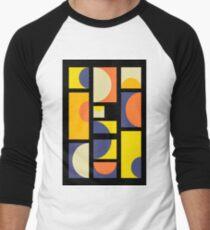 About Black 3 Baseball ¾ Sleeve T-Shirt