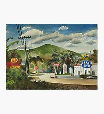 Nostalgia, Arcadia Valley, 1985 Photographic Print