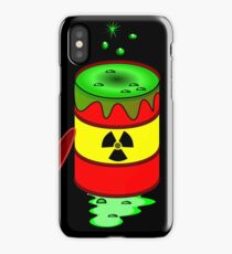 Toxic by Chillee Wilson iPhone Case