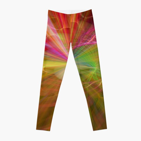 Teach Peace Globally Leggings