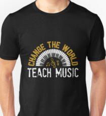 Music-lesson Unisex T-Shirt