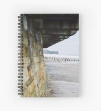 Sandsend Colour Spiral Notebook