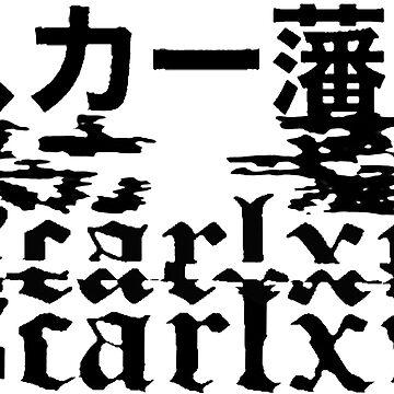 scarlxrd TRANSITIXN by talskinth