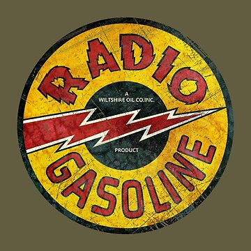 Ultra-Vintage Radio Gasoline V01 by Lidra
