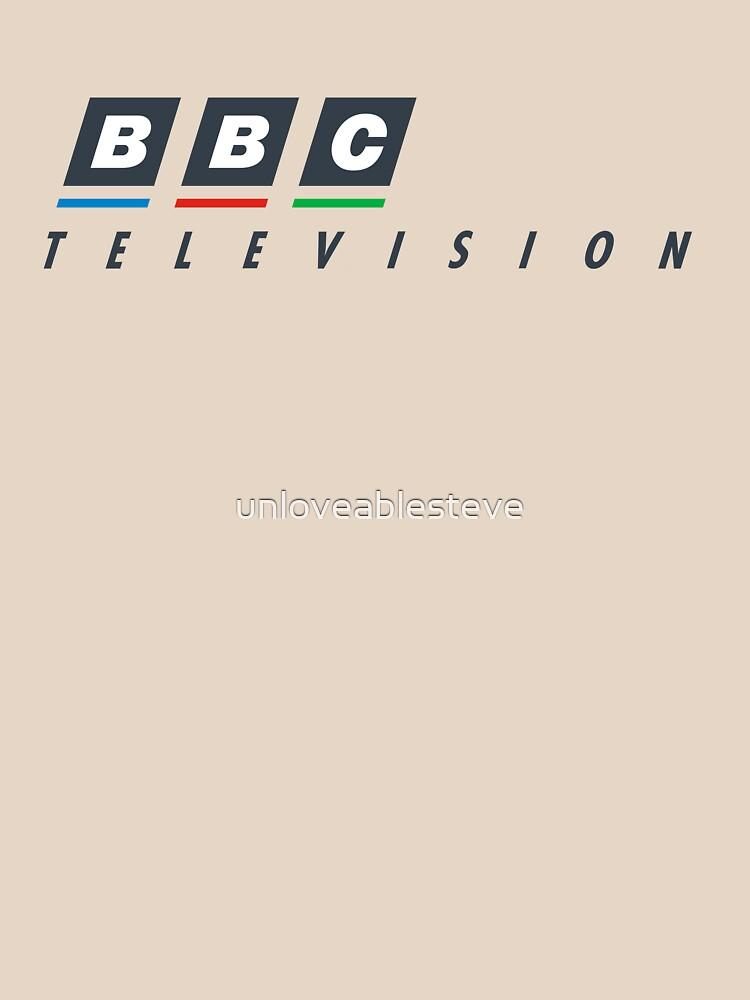 BBC television circa 1988 by unloveablesteve