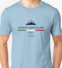 Monte Zoncolan Climb Unisex T-Shirt