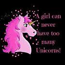 Pink Unicorn by LTMarshall