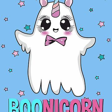 The Cutest Ghost Ever - Boonicorn  by alenaz