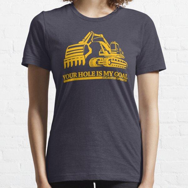 für eine begrenzte Zeit. Wenn Sie stolz auf Ihren Job sind, dann holen Sie sich jetzt dieses T-Shirt.    Essential T-Shirt