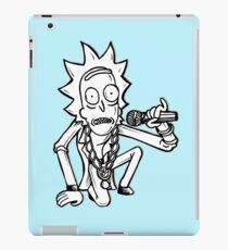 Rick Sanchez from Rick and Morty™ Getting Schwifty iPad Case/Skin
