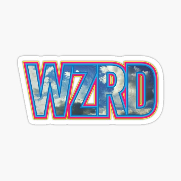 WZRD  Sticker