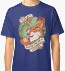Keep Your Chin Up Classic T-Shirt