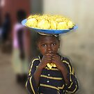 Fruitboy at the Lekki Market by Wayne King