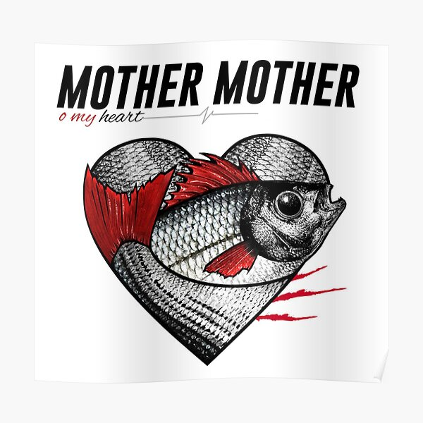 mother mother - oh my heart Poster