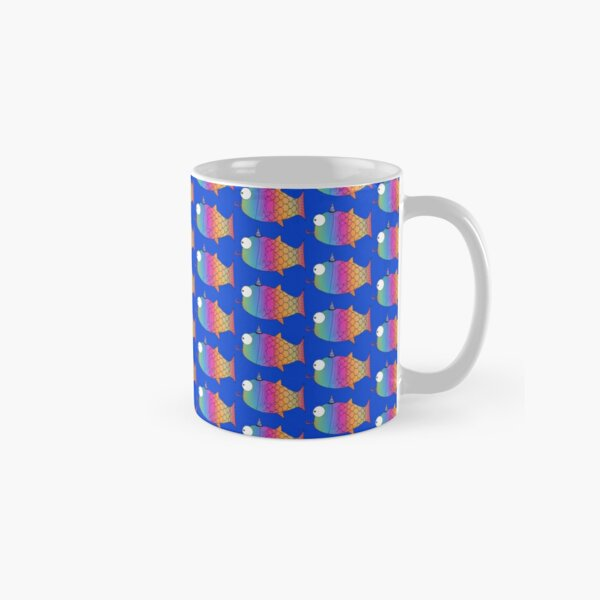 It's always a party under the sea! Classic Mug