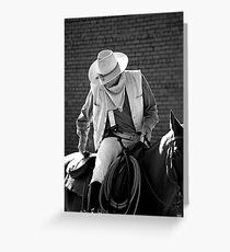 Is That You John Wayne? Greeting Card
