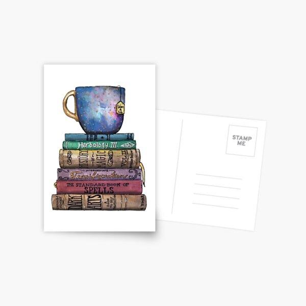 Studious Postcard