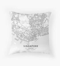 Singapore, Singapore Light Map Dekokissen