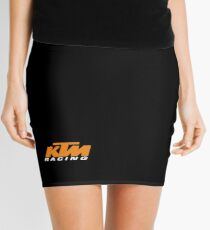 KTM Rennen Minirock