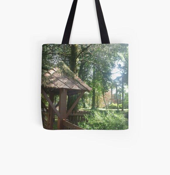 Church Gate All Over Print Tote Bag