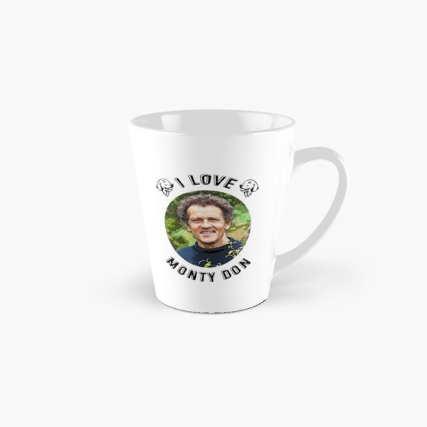 I Love Monty Don Tall Mug