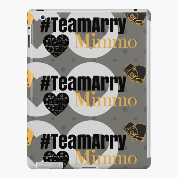 Team Arry Grey Mug iPad Snap Case