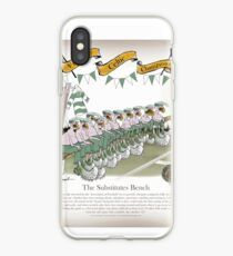 Celtic Defenders, tony fernandes iPhone Case