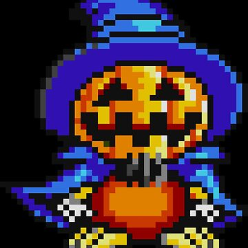 Pumpkin Gaiden by winscometjump
