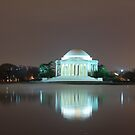 Jefferson Memorial by Jaydew70