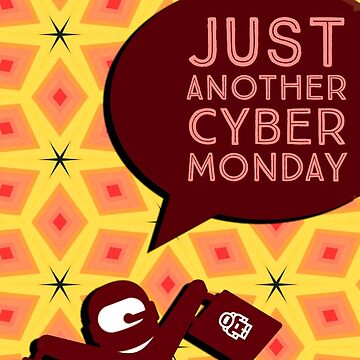 Cyber Monday Man by FrenchToasty