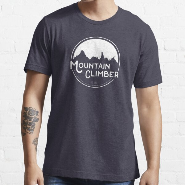 Disneyland Happiest Mountains on Earth Essential T-Shirt