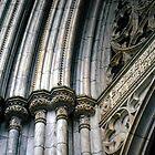 Ecclesiastical Arch by John Schneider