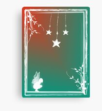 Wishes for Christmas Canvas Print