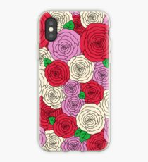 Everything's Coming Up Roses iPhone Case