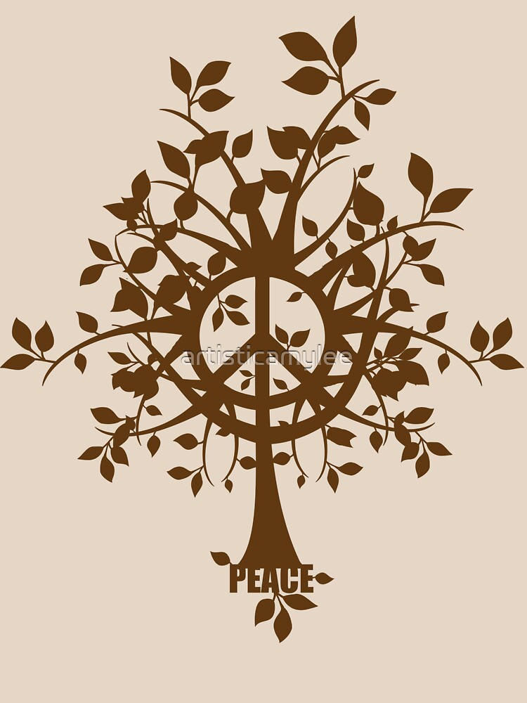 The Peace Tree | Unisex T-Shirt