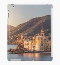Camogli, Golden Hour iPad Case/Skin