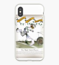 Celtic Right Winger iPhone Case