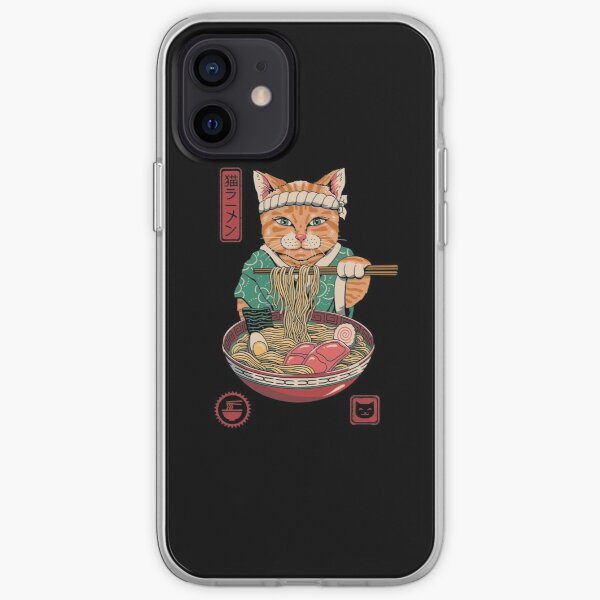 Neko Ramen iPhone Soft Case