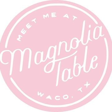 Magnolia Table Pink by magdalayna