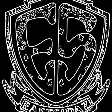 ESTSDZblckbndn by knightink