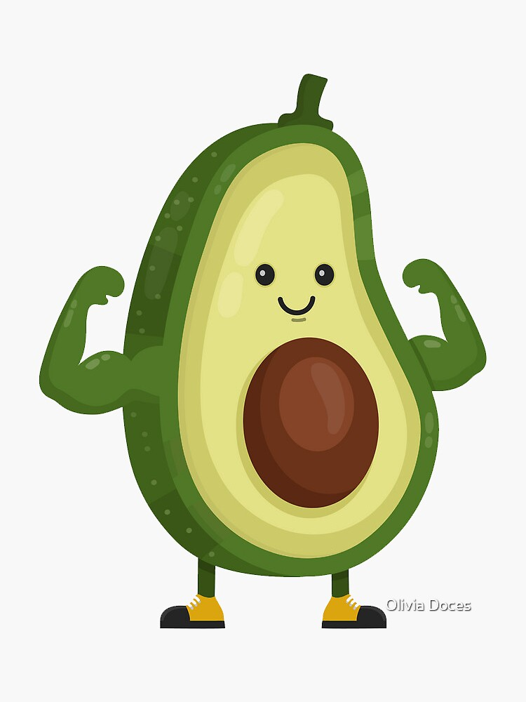 Fitness Avocado  by doces19