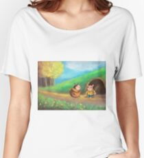 hamsters Women's Relaxed Fit T-Shirt