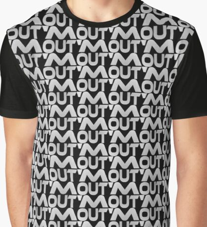 'M Out Graphic T-Shirt